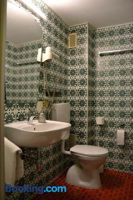 Top Hotel Garni - Dormagen - Bathroom