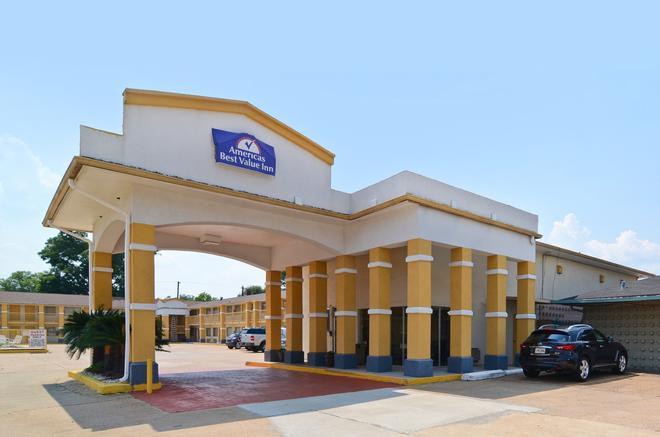 Americas Best Value Inn Alexandria - Alexandria - Rakennus