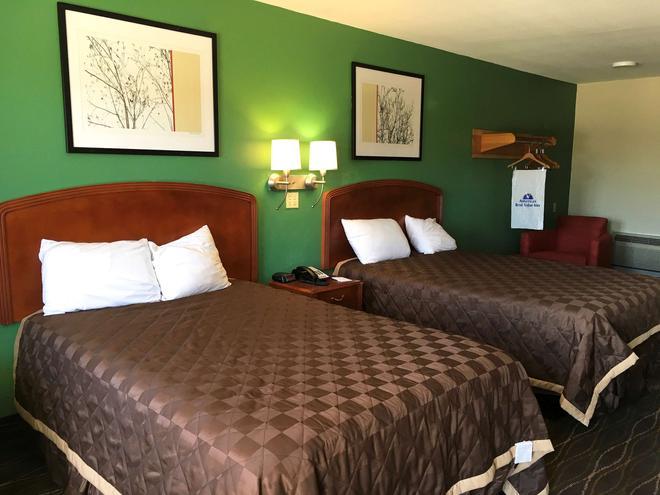 Americas Best Value Inn Alexandria - Alexandria - Makuuhuone
