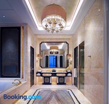 Wanda Vista Hohhot - Hohhot - Bathroom