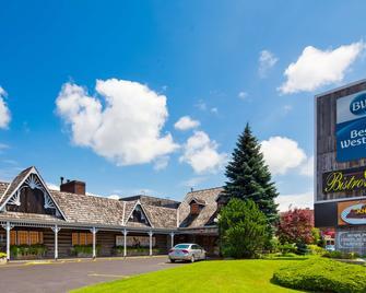 Best Western Fireside Inn - Kingston - Building