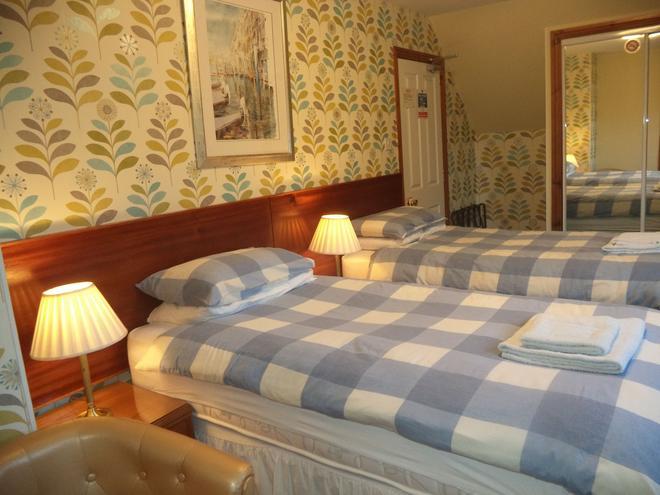 Acer Lodge Guest House - Edinburgh - Bedroom