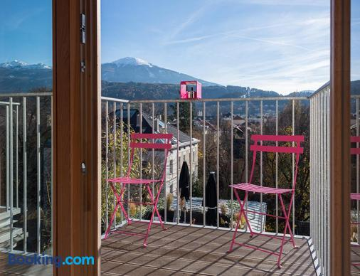 Nala Individuellhotel - Innsbruck - Balcony