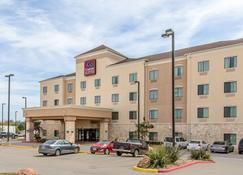 Comfort Suites Lawton-Ft Sill - Lawton - Rakennus