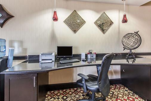 Comfort Suites Lawton-Ft Sill - Lawton - Liikekeskus