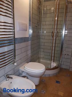Agriturismo Passo Dei Briganti - Agrigento - Bathroom