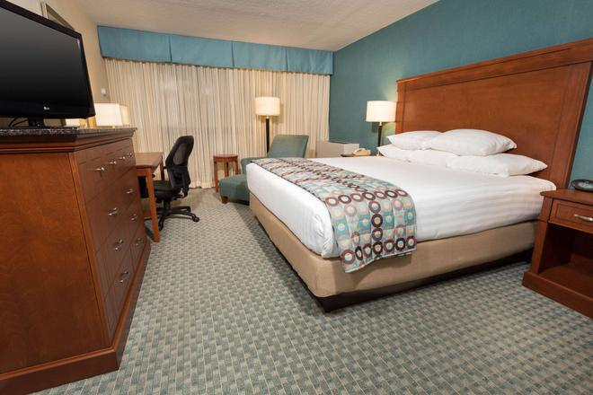 Pear Tree Inn St. Louis Near Union Station - Saint Louis - Camera da letto