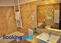 Hotel Rainer - Braşov - Phòng tắm
