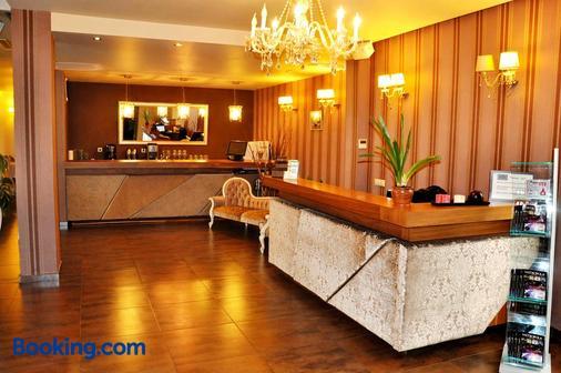 Hotel Rainer - Braşov - Lễ tân