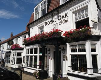 Royal Oak Hotel - Great Broughton - Building