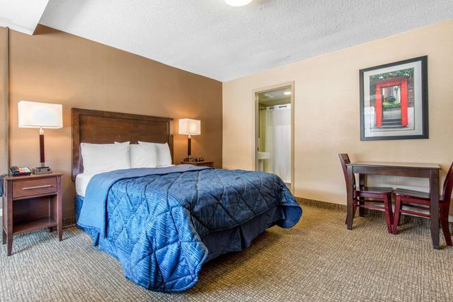 Rodeway Inn - Chicago - Camera da letto