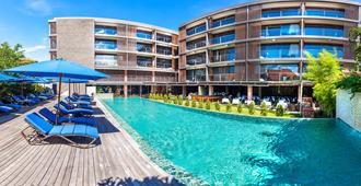 Watermark Hotel & Spa Jimbaran Bali - Kuta - Pool
