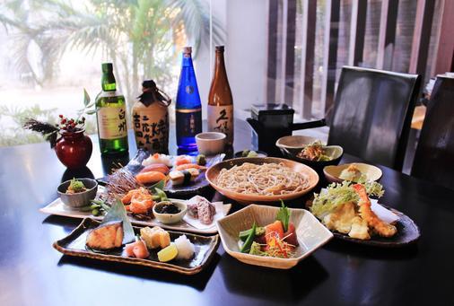 Watermark Hotel & Spa Jimbaran Bali - Kuta - Ruoka