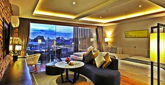 Watermark Hotel & Spa Jimbaran Bali - קוטה - חדר שינה