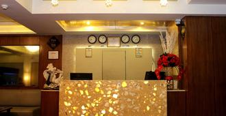 The Pearl Hotel - Kolkata - Front desk