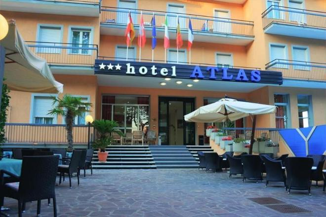 Hotel Atlas - Rimini - Building