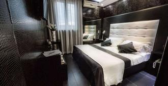 克列奧帕特拉設計酒店 - 那不勒斯 - 那不勒斯 - 臥室