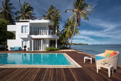 Villa Nalinnadda Petite Hotel & Spa, Adults Only (12+) - Ko Samui - Pool