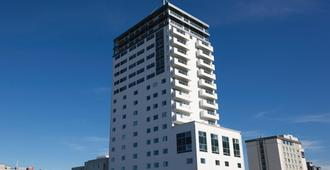 Rendezvous Hotel Christchurch - כרייסטצ'רץ' - בניין