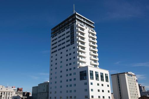 基督城雷德沃斯飯店 - 基督城 - 建築