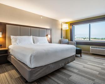 Holiday Inn Express & Suites Platteville - Platteville - Bedroom