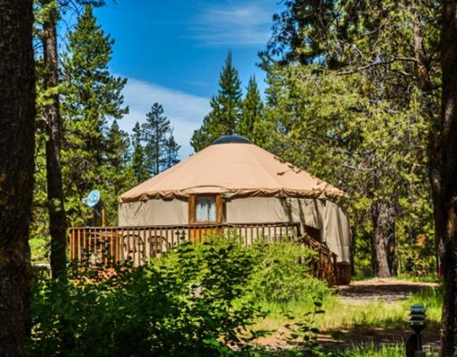Bend-Sunriver RV Campground - Sunriver - Outdoors view