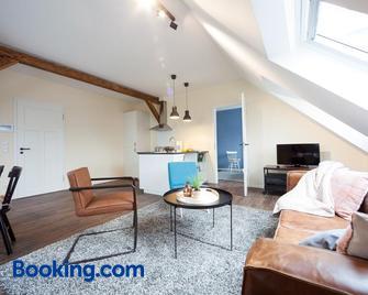 Ferienwohnungen Ludgerushof - Bocholt - Living room