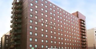 Hotel Elcient Kyoto - Kioto - Gebouw