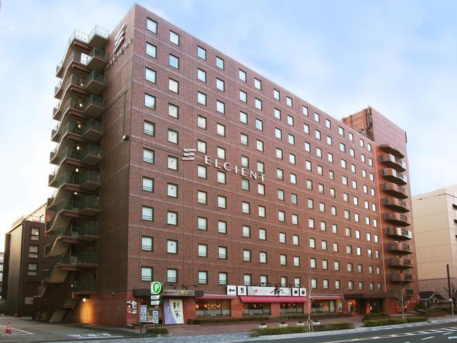 Hotel Elcient Kyoto - Κιότο - Κτίριο