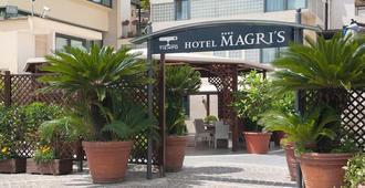 瑪格麗斯酒店 - 那不勒斯 - 那不勒斯 - 建築
