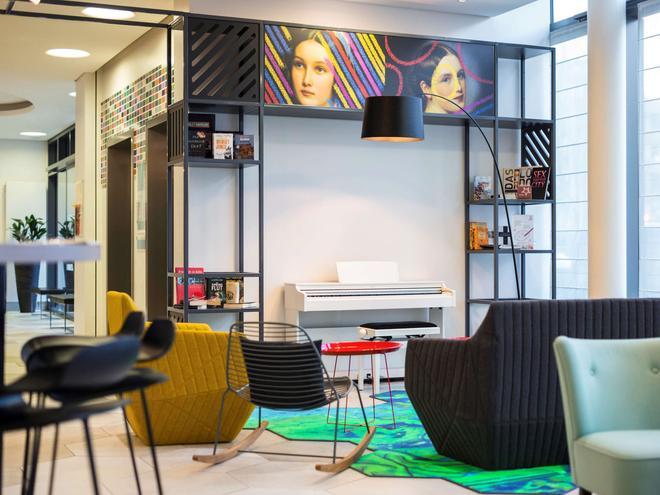 科隆市阿達吉奧公寓酒店 - 科隆 - 科隆 - 休閒室
