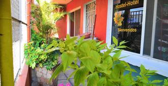 Hostal Maple - Santiago de Querétaro - Outdoor view