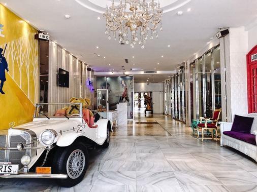 Lion King Hotel - Cao Hùng - Hành lang
