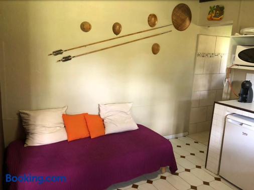 Le bungalow des bougainvilliers - Ducos - Bedroom