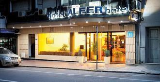 Hotel Balfer - Montevideo - Edificio