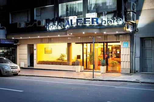 Hotel Balfer - Montevideo - Building