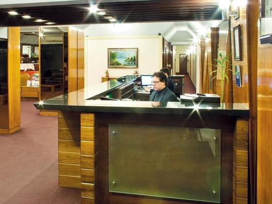 巴爾夫酒店 - 蒙得維亞(烏拉圭) - 櫃檯