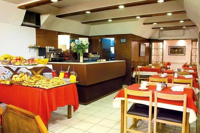 巴爾夫酒店 - 蒙得維亞(烏拉圭) - 餐廳