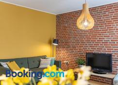 Appartementen Zeerust - De Koog - Living room