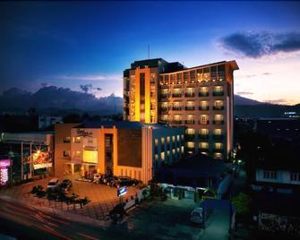 Hotel Grand Anugerah - Bandar Lampung - Edificio