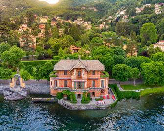 Villa D'este - Cernobbio - Будівля
