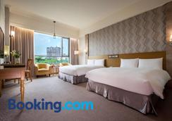 Royal Chiayi Hotel - Chiayi City - Bedroom