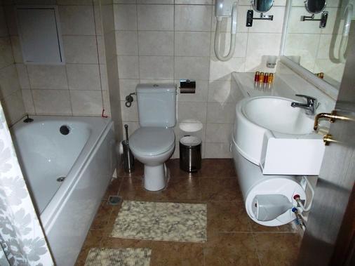 夢想公寓飯店 - 班斯科 - 浴室