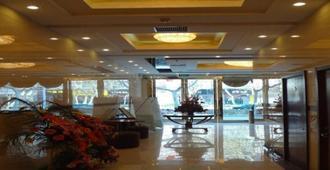 Greentree Inn Nanjing Dachang Xinhua Road Express Hotel - Nam Kinh - Hành lang