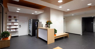 easyHotel Brussels City Centre - Bryssel - Vastaanotto