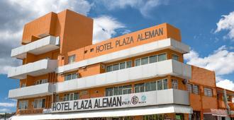 Hotel Plaza Aleman - León - Gebäude