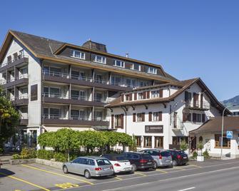 Seerausch Swiss Quality Hotel - Beckenried - Building