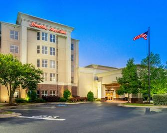 Hampton Inn & Suites West Little Rock - Little Rock - Building