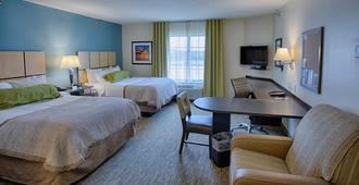 Candlewood Suites Fargo-N. Dakota State Univ. - Fargo - Makuuhuone