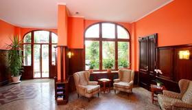 Hotel Artushof - Dresde - Lobby